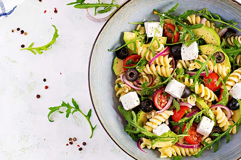 Stoppt die Mittelmeerküche tatsächlich das Altern
