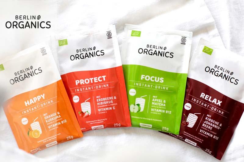 Vitaldrinks Berlin Organics
