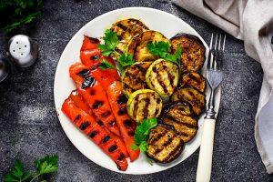 Grillen: Vegan und kalorienarm