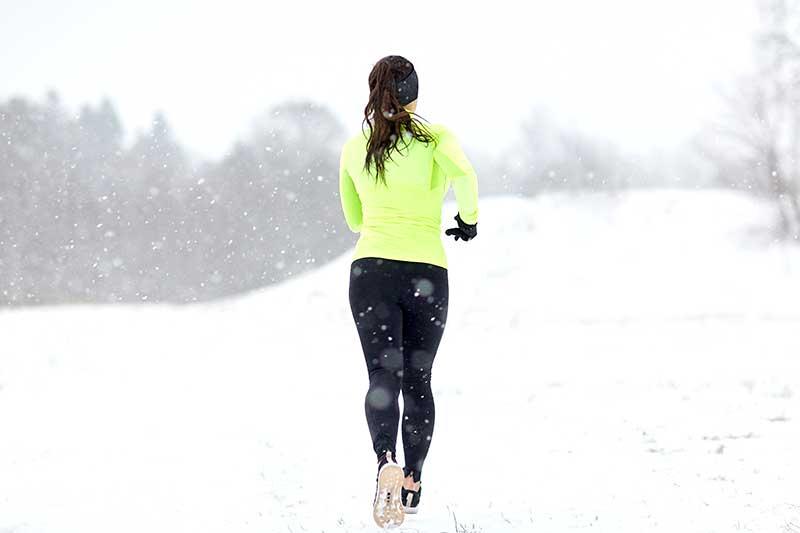 Gesund durch den Winter joggen