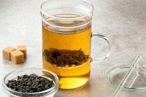 Wirkung von Gunpowder Tee