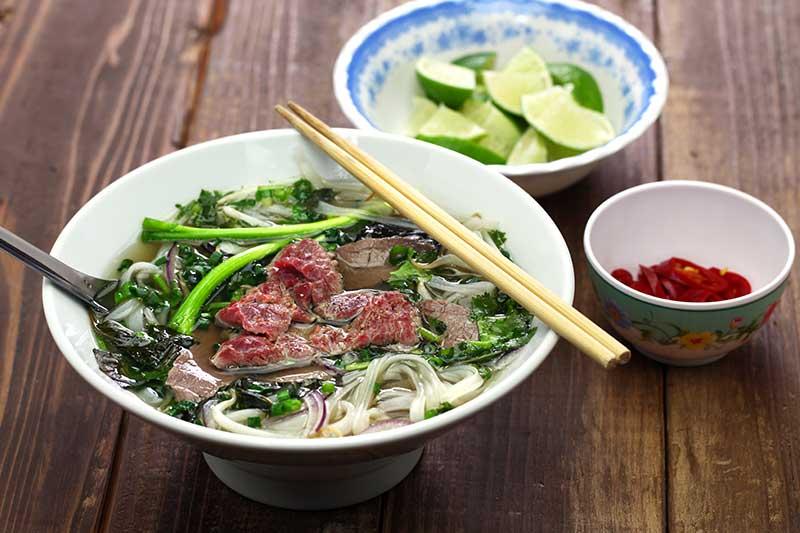 Pho Bo Suppe Vietnam