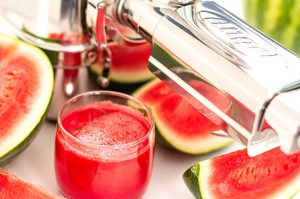 Wassermelonensaft nach Anthony William