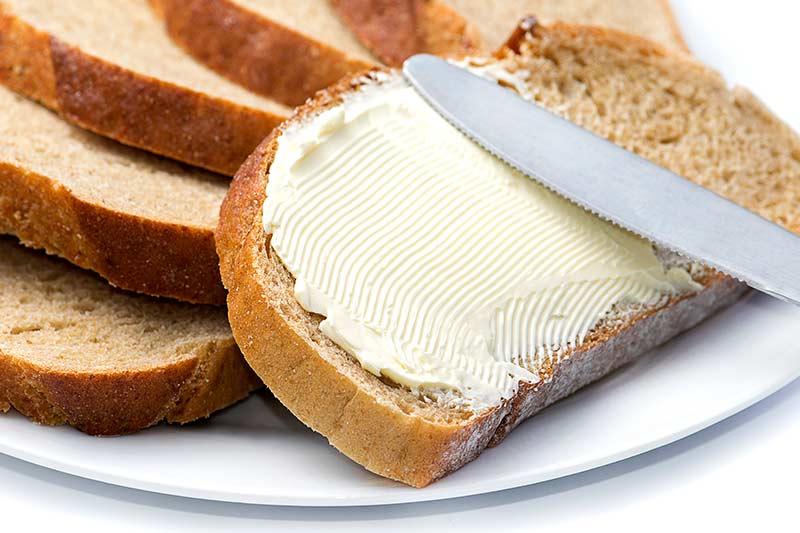 Margarine ist nicht immer vegan