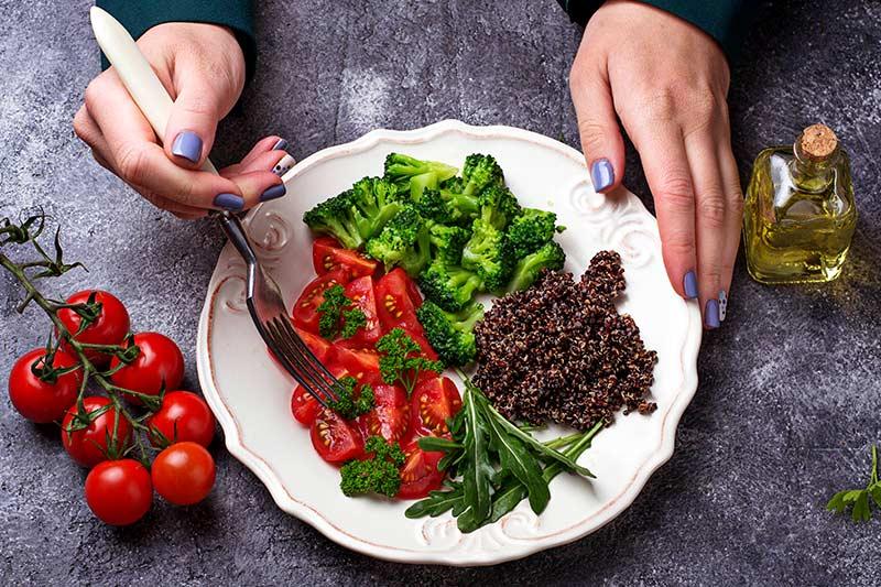 Zahl der Vegetarier und Veganer hat sich verdoppelt