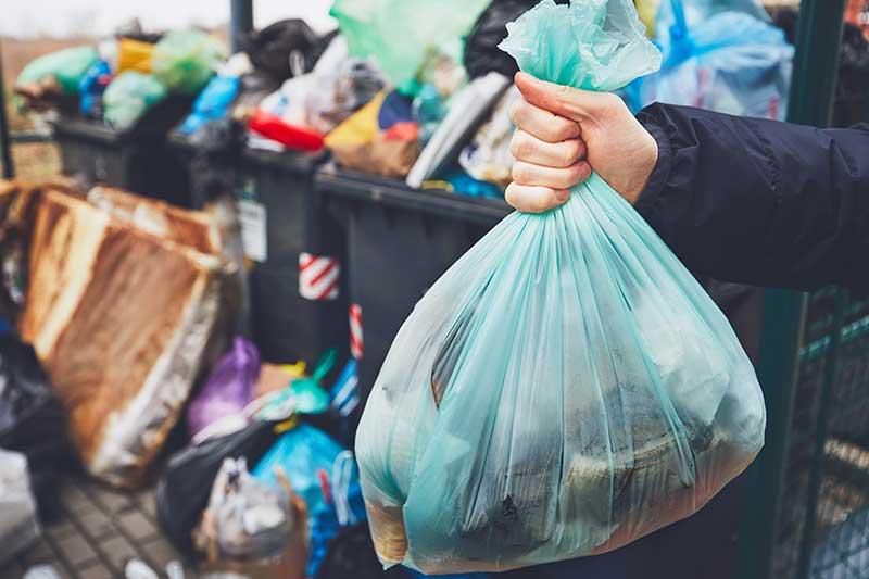 So lassen sich 3 Millionen Tonnen voll Müll jährlich einsparen