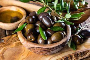 Olive – die gesunde Frucht aus dem Mittelmeerraum